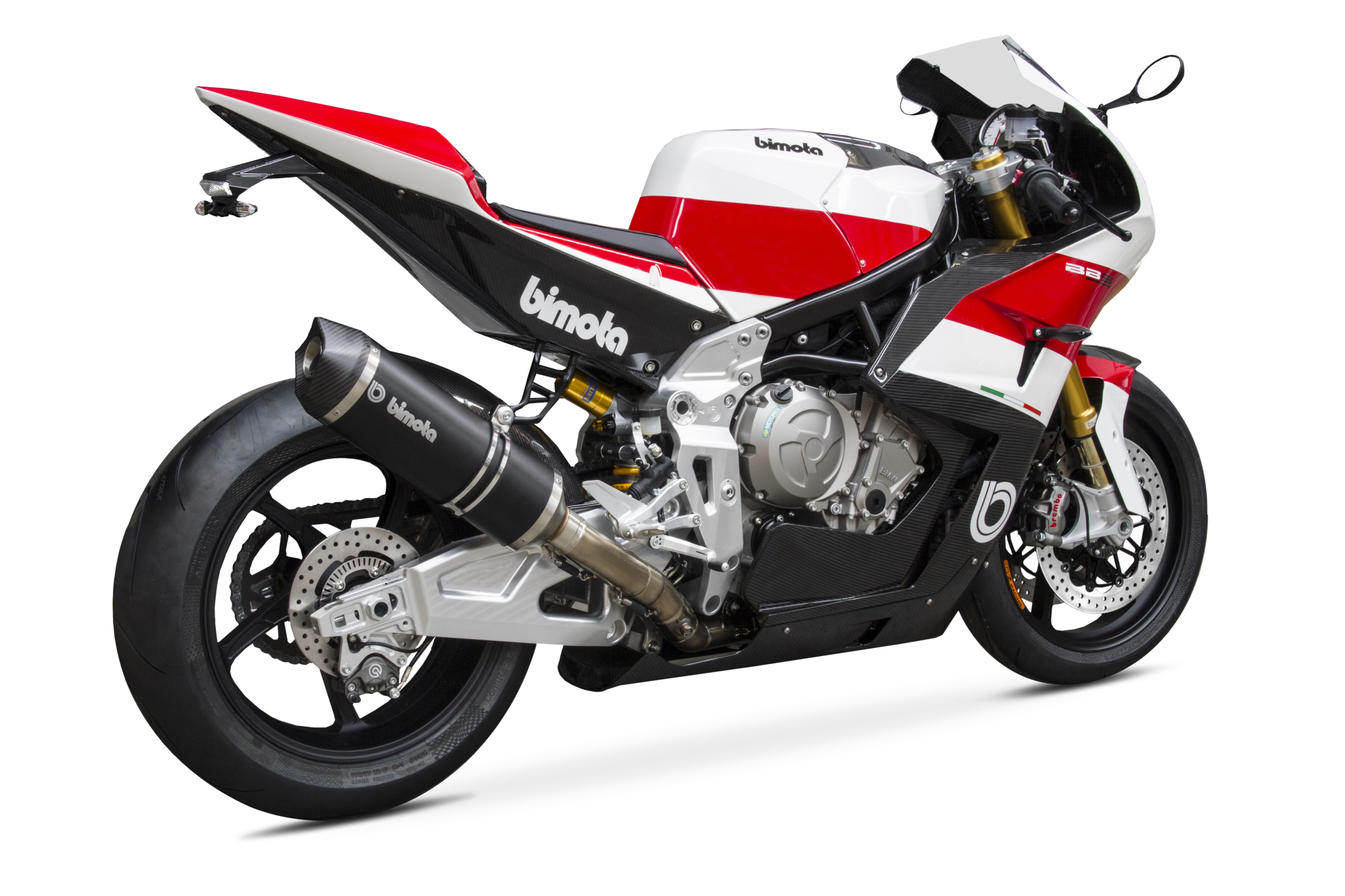 say good-bye to bimota in world superbike - autoevolution
