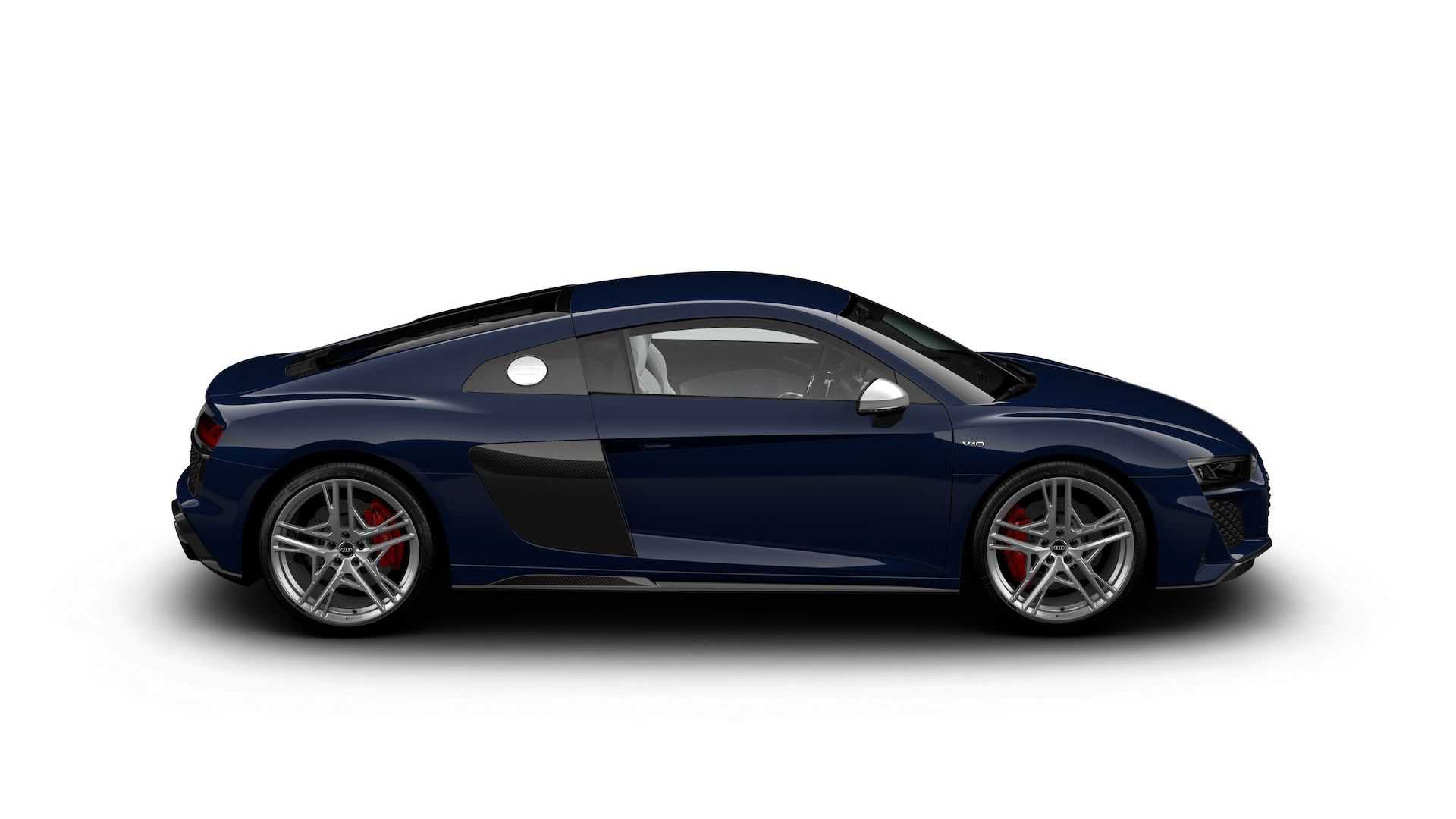 say goodbye to audi's r8 v10 with a new limited edition