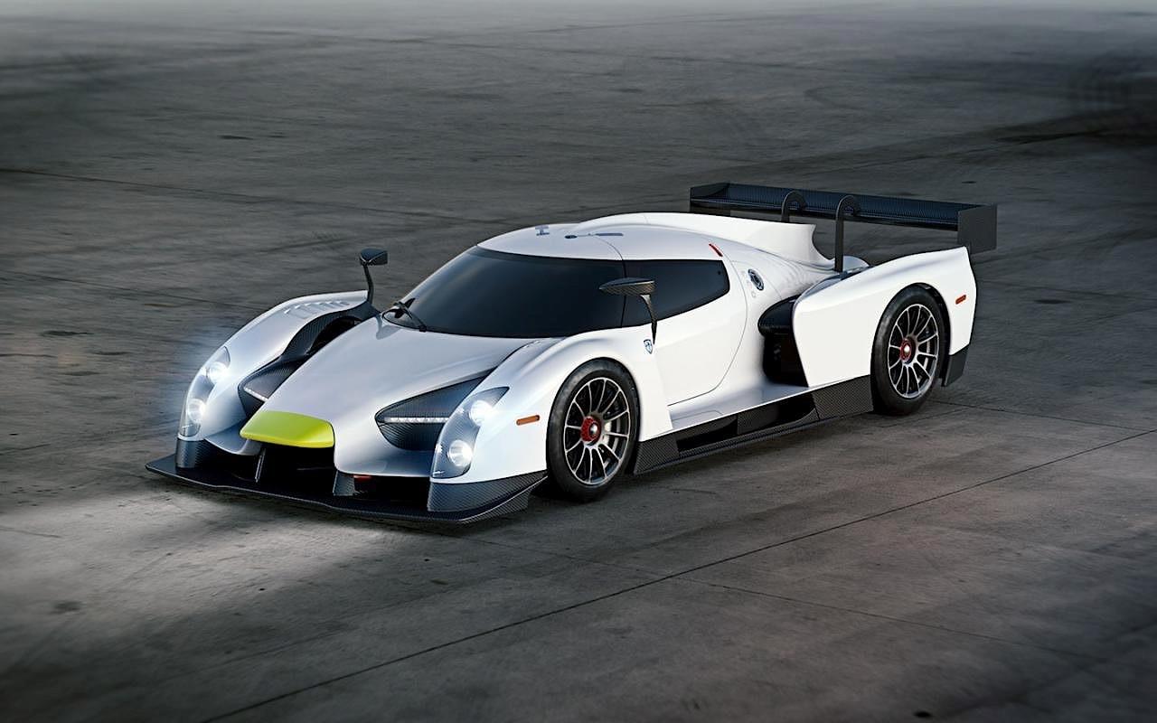 SCG 003 Looks Like a Rounded Veneno In Stradale and Competizione Guises - autoevolution
