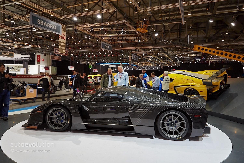 Scuderia Cameron Glickenhaus SCG 003 Road and Race Cars Are Set to ...