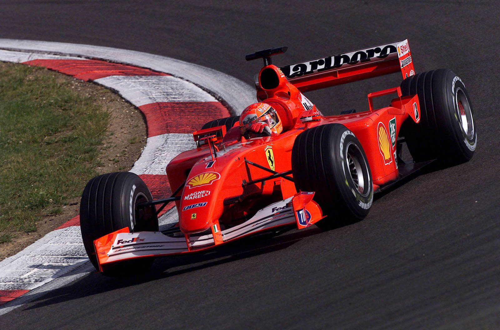 michael schumacher s ferrari f2001 estimated to fetch 4. Black Bedroom Furniture Sets. Home Design Ideas