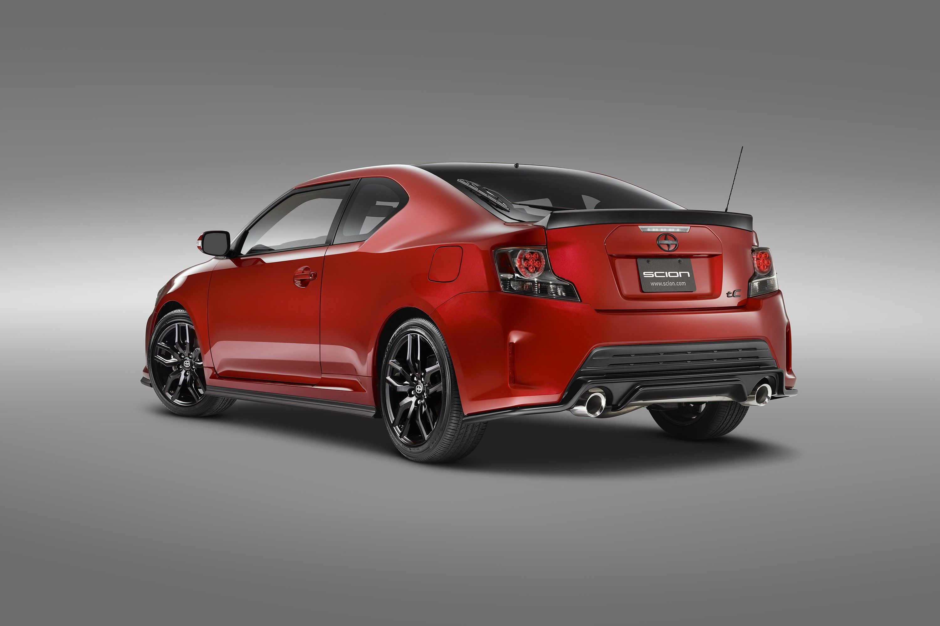 Drive Along In A 2014 Scion Tc With Trd Exhaust Autoevolution