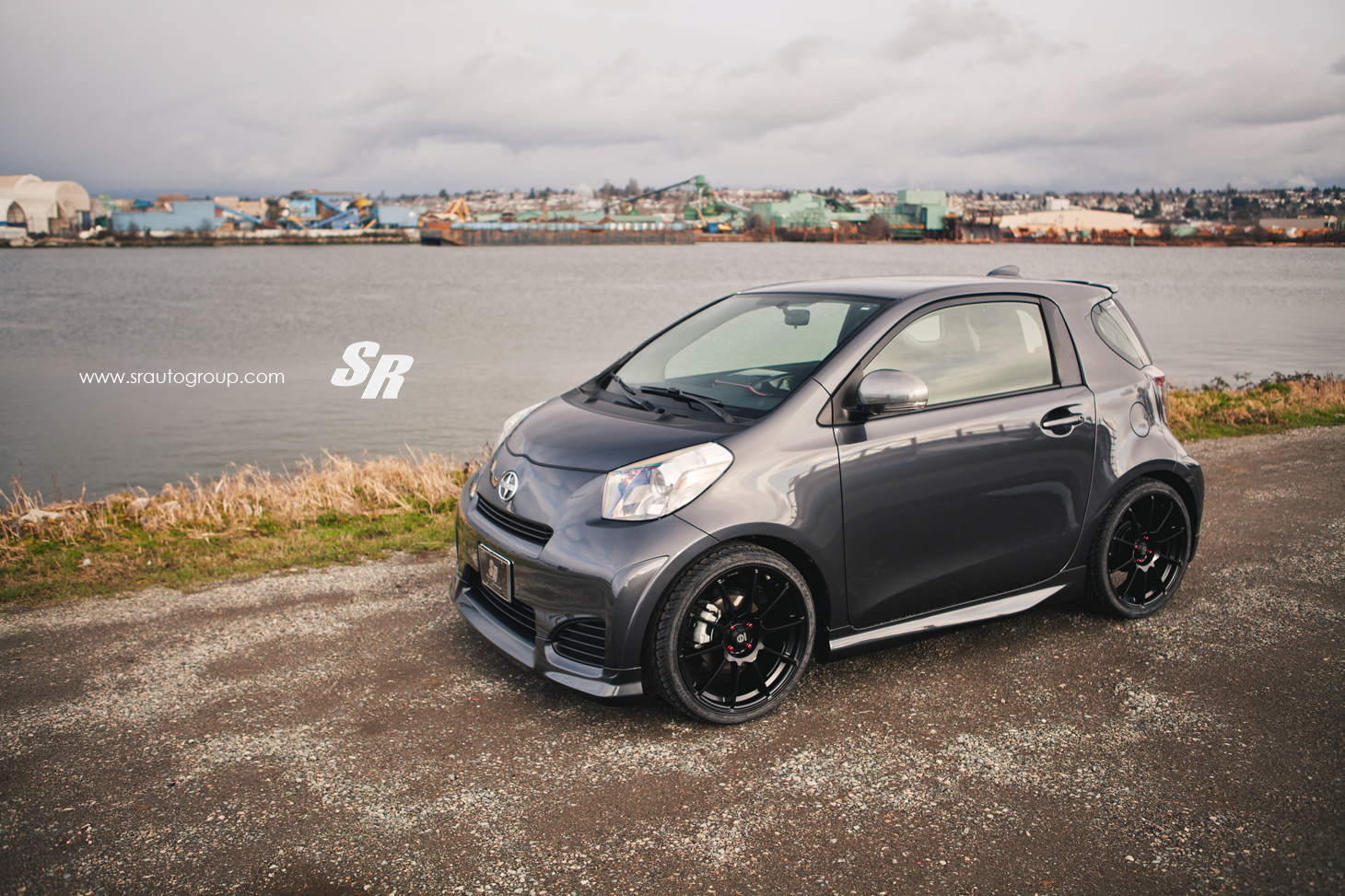 Scion Iq Gets 18 Inch Wheels And Body Kit Autoevolution
