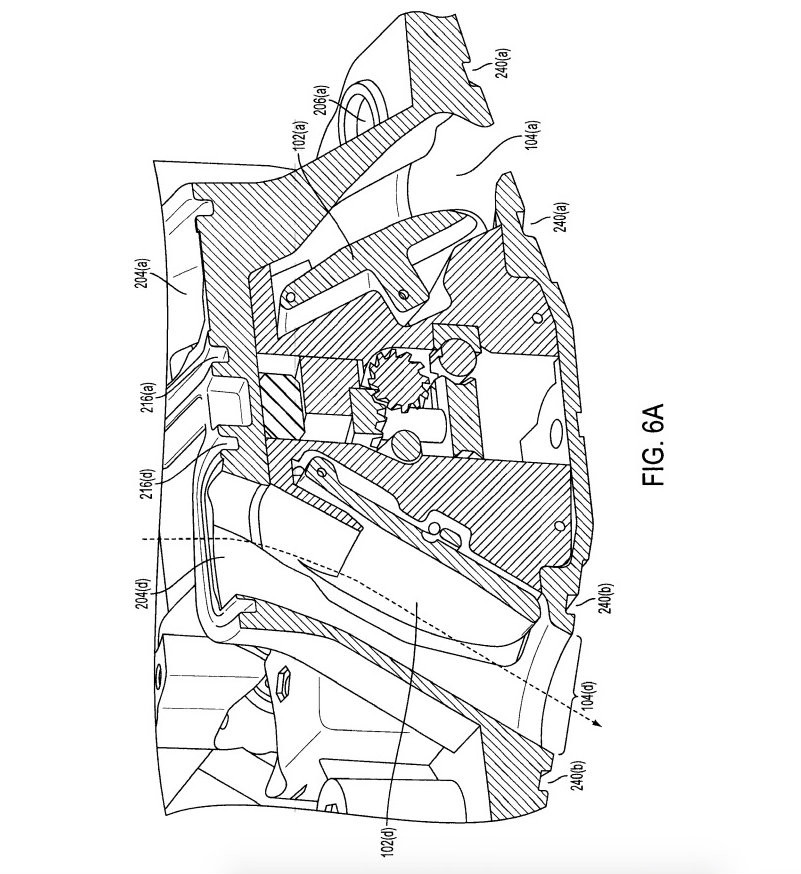 Scoop Chrysler Files Patent For New Intake Air Control System To Arrive On Pentastar V