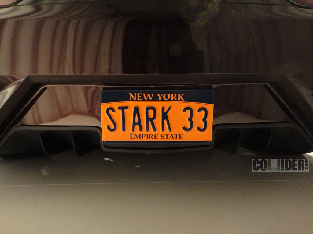 Scooped Tony Stark S 9 Million Acura Supercar From The