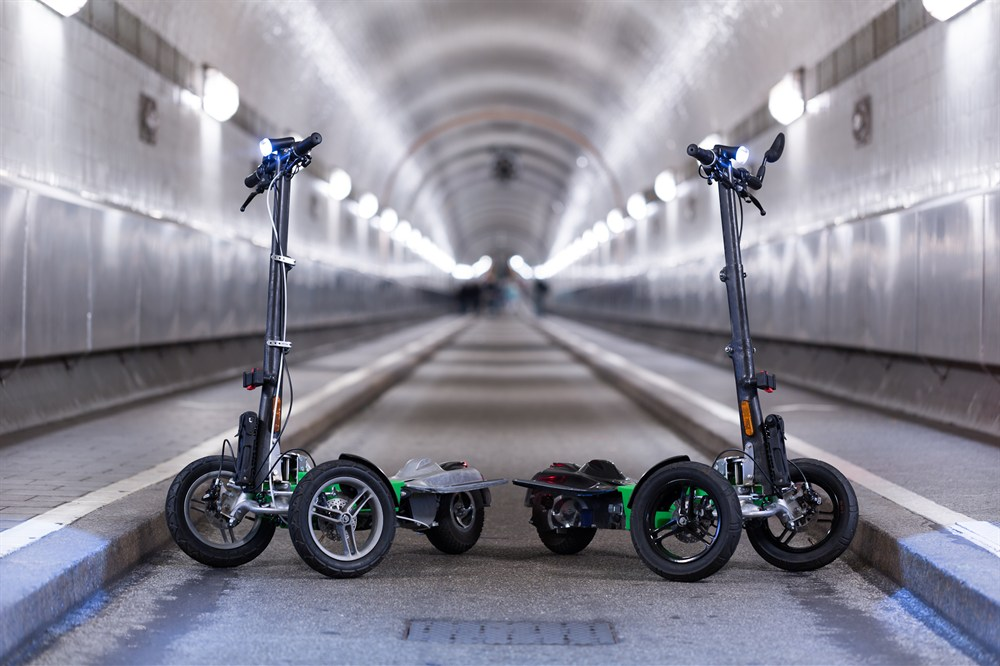 Scuddy The Electric Trike Autoevolution