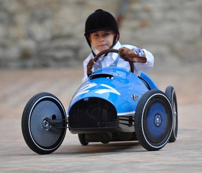 Scuderie Campari S Mira Pedal Car Is Your Kid S Dream Come True Autoevolution