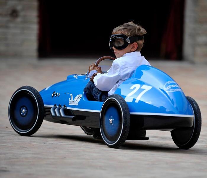 scuderie camparis mira pedal car
