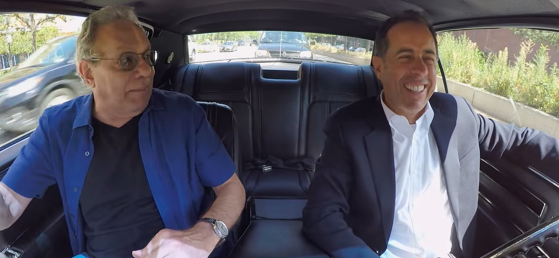 seinfeld spotted driving his new porsche 918 spyder autoevolution. Black Bedroom Furniture Sets. Home Design Ideas