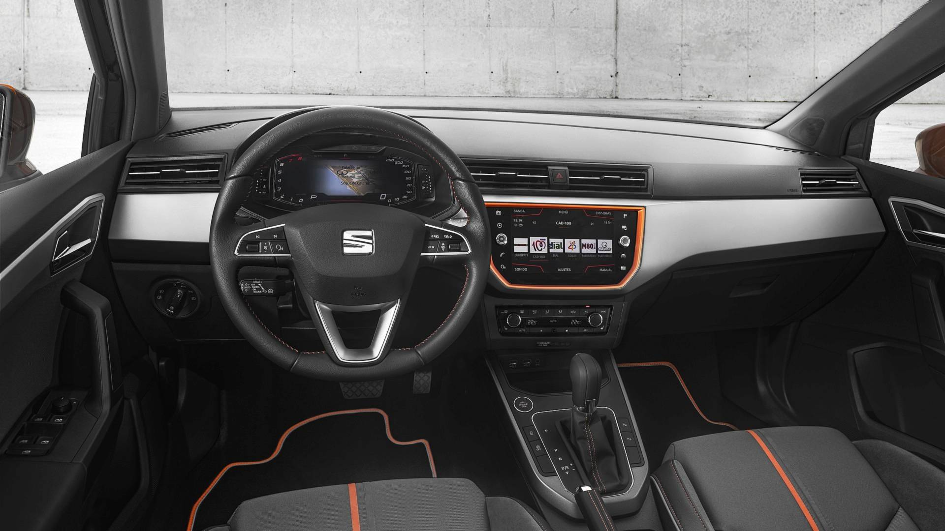 Cupra Arona Coming in 2020 With 200 HP 2-Liter Turbo - autoevolution