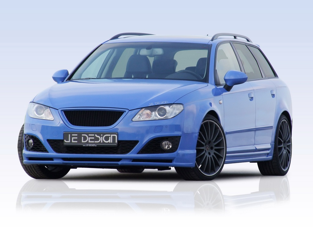 seat exeo st targeted by je design autoevolution. Black Bedroom Furniture Sets. Home Design Ideas