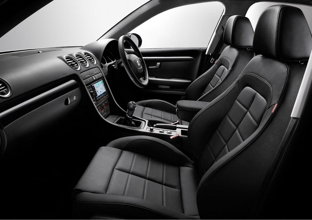 Seat exeo tech introduced in the uk autoevolution - Interior seat exeo ...