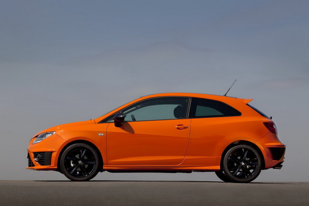 seat ibiza sc sport edition released autoevolution. Black Bedroom Furniture Sets. Home Design Ideas