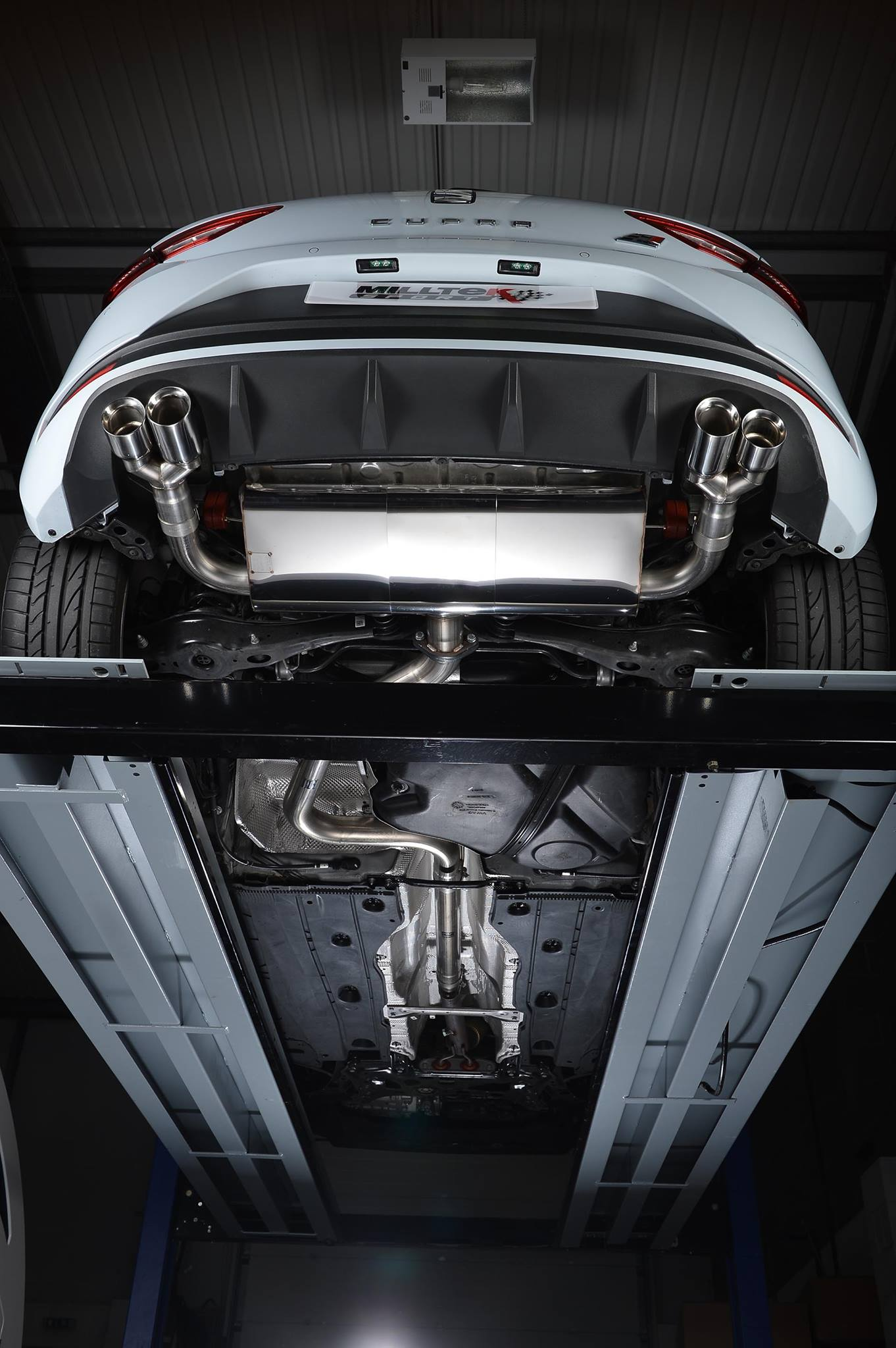 Range Rover Sport >> SEAT Leon Cupra 280 PS Gets Milltek Performance Exhaust ...