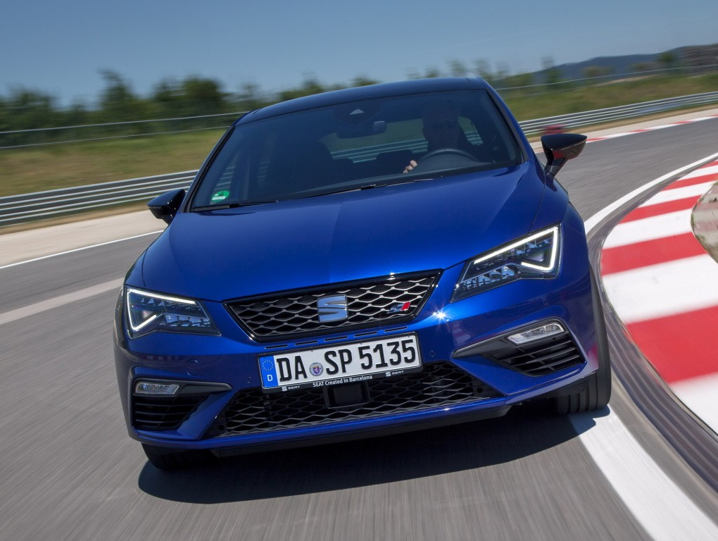 seat leon cupra now has 290 ps wltp to blame autoevolution. Black Bedroom Furniture Sets. Home Design Ideas