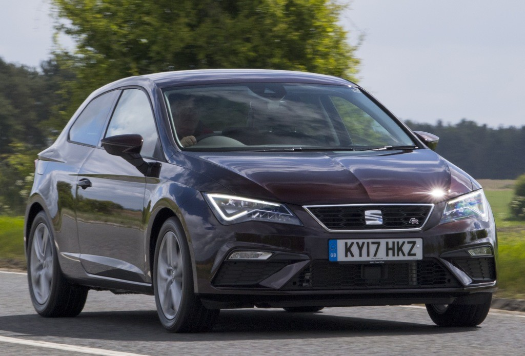seat leon fr becomes more powerful with new 2 0 tsi making. Black Bedroom Furniture Sets. Home Design Ideas
