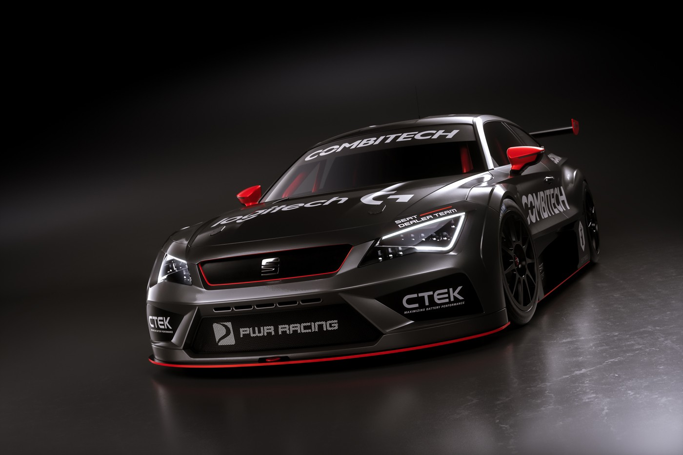 Seat Leon Stcc Is A Badass Touring Car Autoevolution