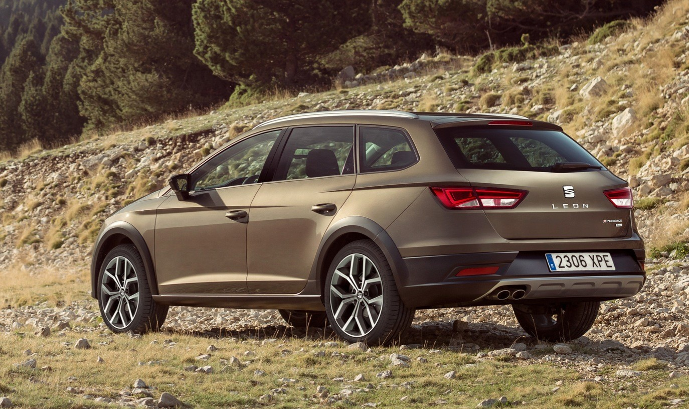 seat leon x perience gets new engines 1 4 tsi 125 hp and 1 6 tdi with fwd autoevolution. Black Bedroom Furniture Sets. Home Design Ideas