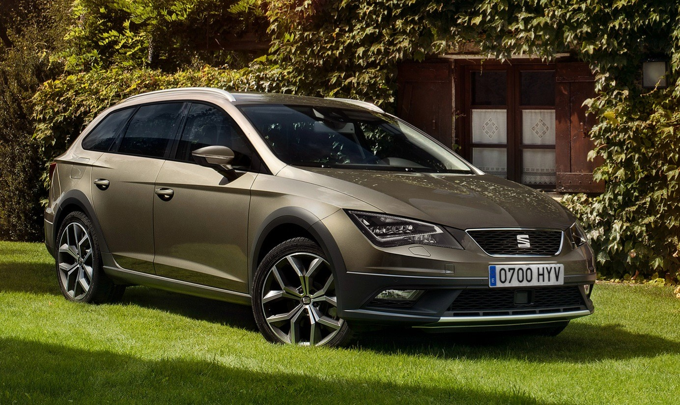 SEAT Leon X-Perience Gets New Engines: 1.4 TSI 125 HP and 1.6 TDI with ...