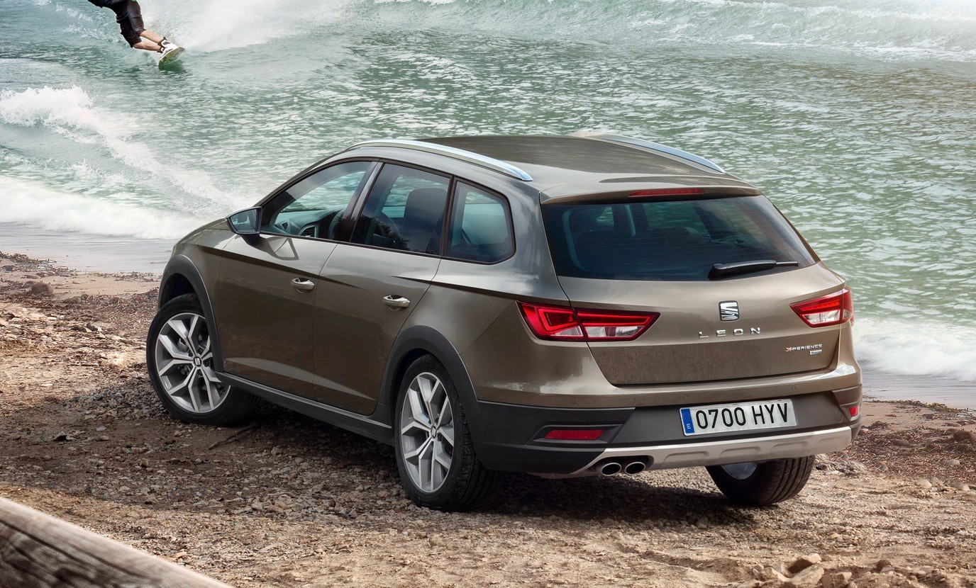 seat leon x perience gets new engines 1 4 tsi 125 hp and. Black Bedroom Furniture Sets. Home Design Ideas