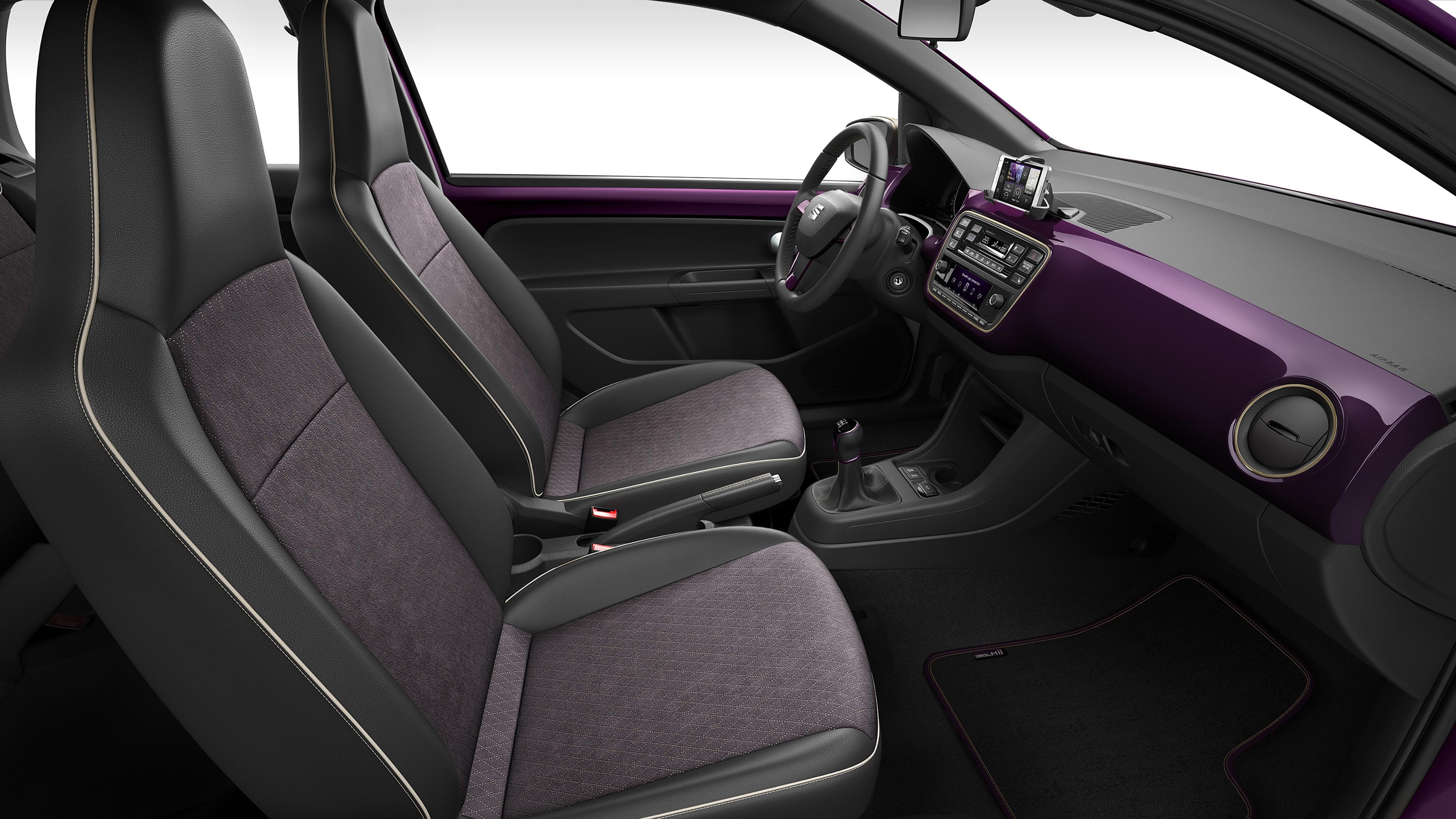SEAT Mii by Cosmopolitan Is One Stylish City Car - autoevolution