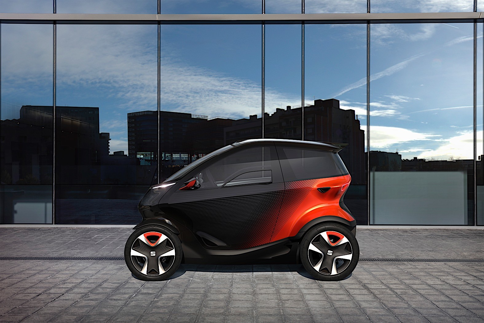 SEAT Minimo Concept Car Is Nothing But an Electric ...