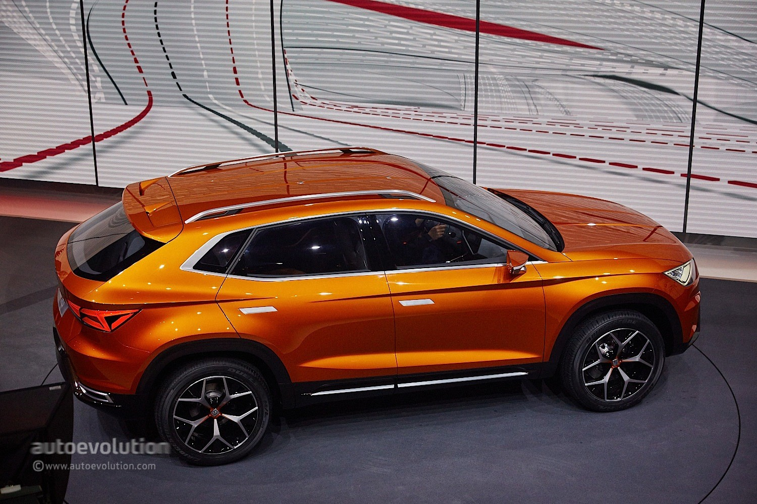 Different Suv Models >> SEAT Prostyle SUV Will Be the First of 4 New Models Coming Until 2017 - autoevolution