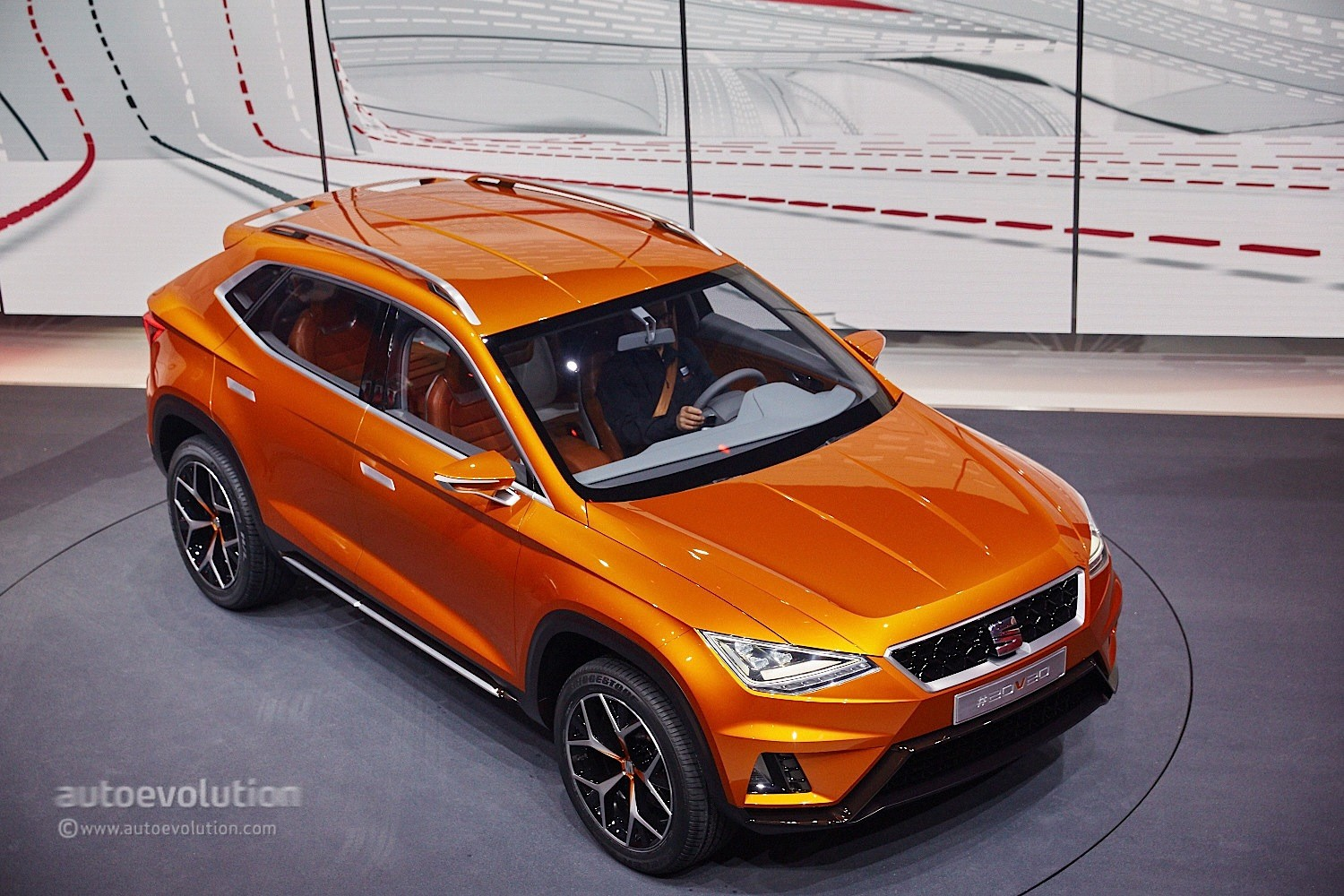 SEAT Prostyle SUV Will Be the First of 4 New Models Coming Until 2017 ...