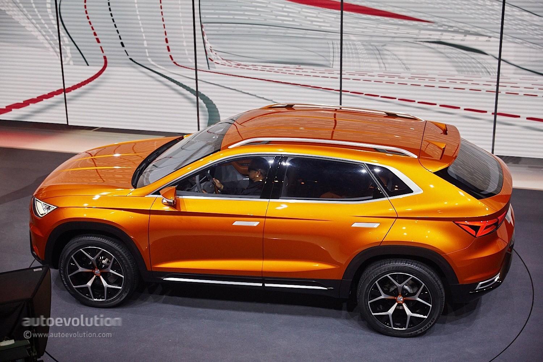 Seat Reveals 20v20 Concept That Previews A 2016 Production
