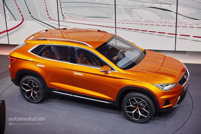SEAT Reveals 20V20 Concept That Previews a 2016 Production ...