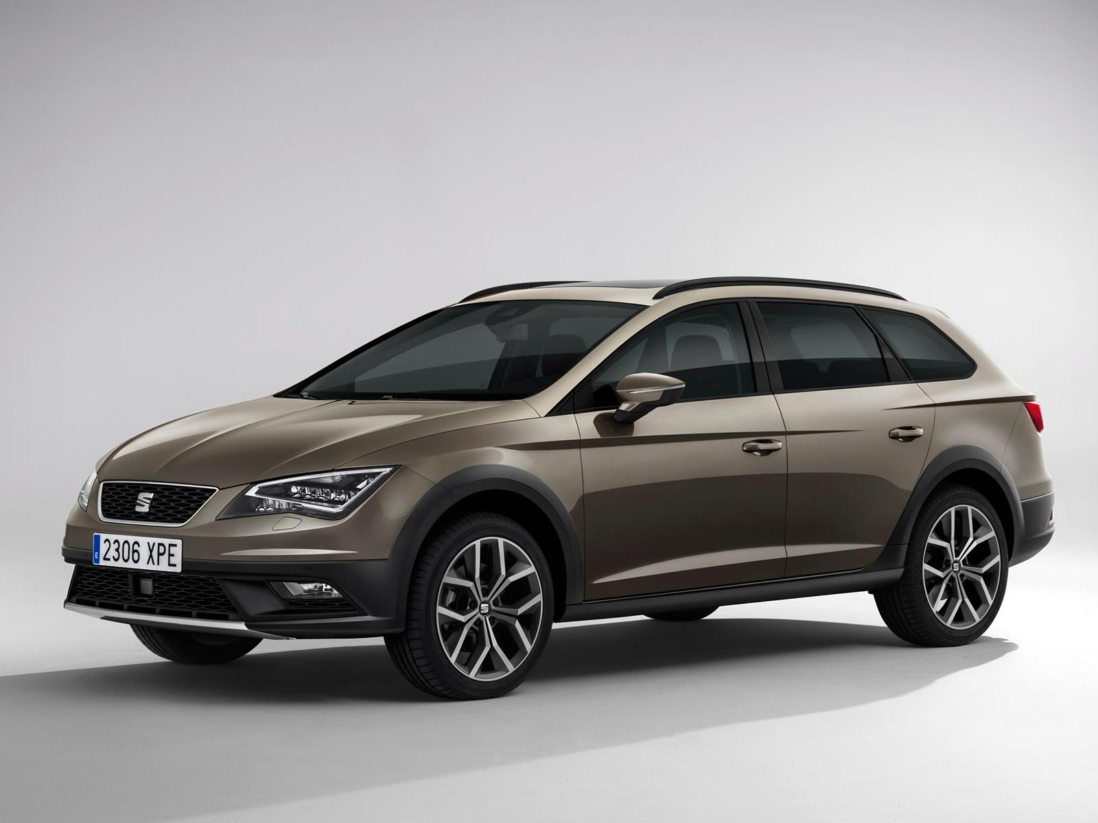 seat reveals leon x perience 4drive the spanish allroad quattro autoevolution. Black Bedroom Furniture Sets. Home Design Ideas
