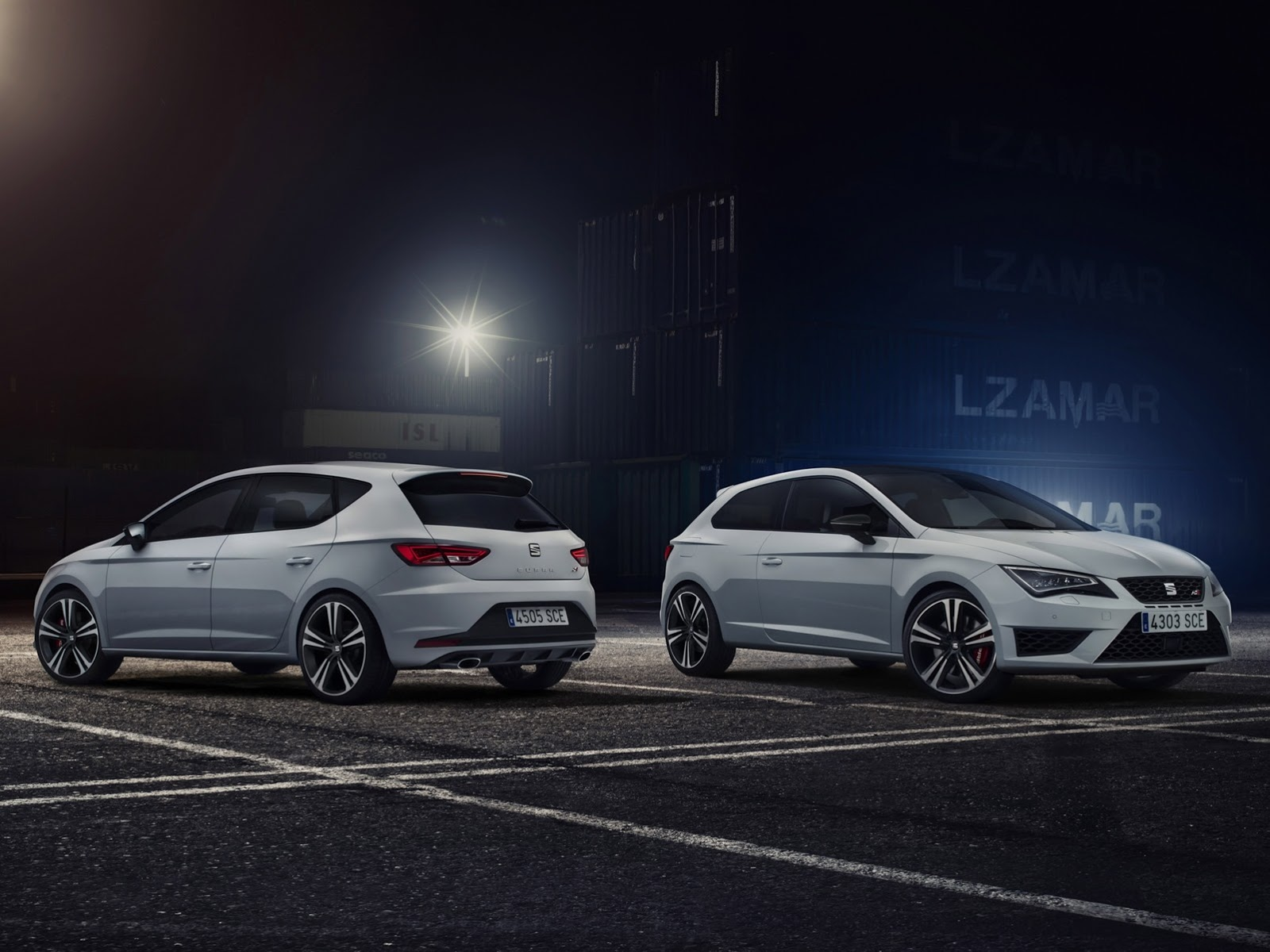 seat reveals new leon cupra with 265 or 280 hp autoevolution. Black Bedroom Furniture Sets. Home Design Ideas