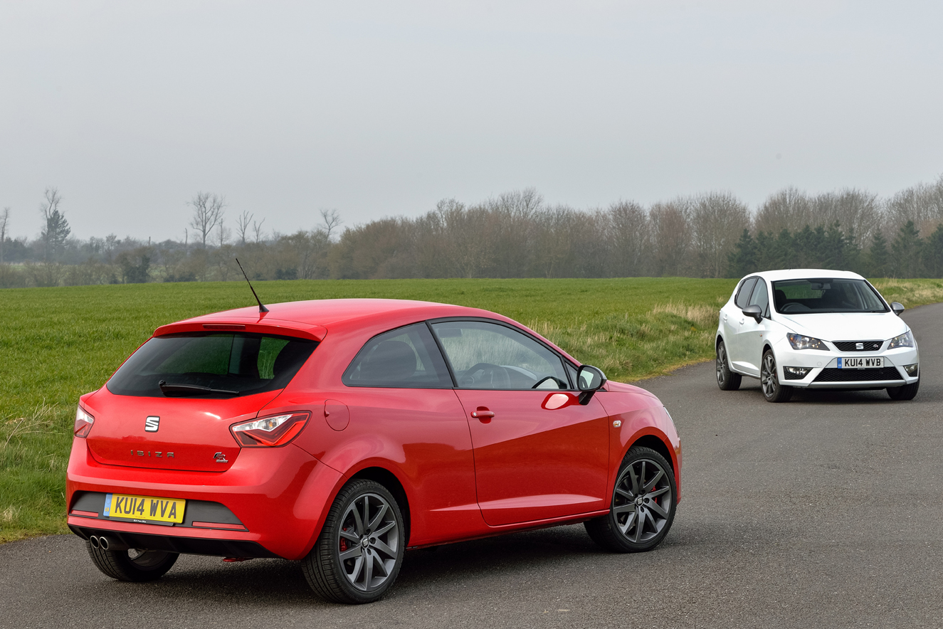 Seat Updates Ibiza Fr With A New 1 4 Tsi Act Engine