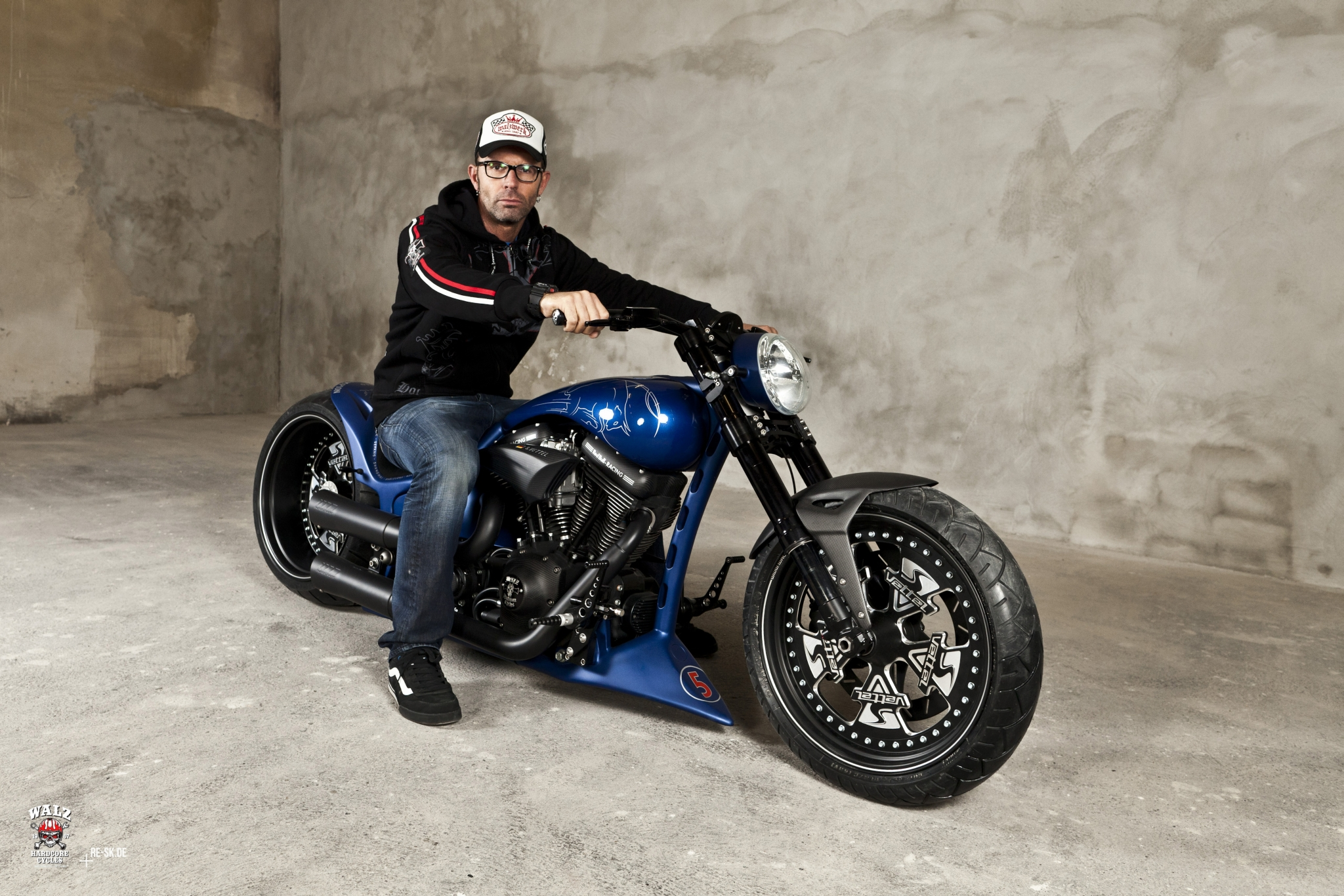 Red Wing Ford >> Sebastian Vettel's Hardcore Motorcycle - autoevolution