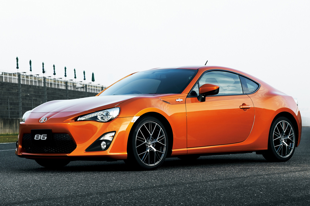 second generation toyota gt 86 scion fr s confirmed autoevolution. Black Bedroom Furniture Sets. Home Design Ideas