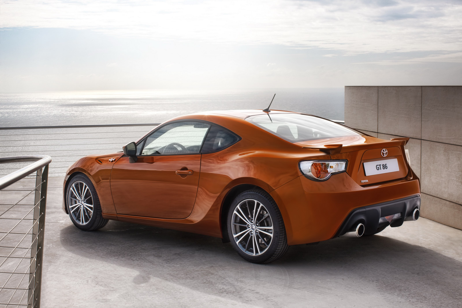 Second generation toyota gt 86 scion fr s confirmed autoevolution