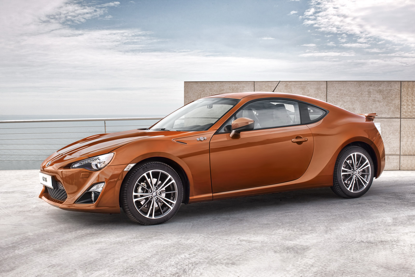 Second Generation Toyota GT 86, Scion FR-S Confirmed ...