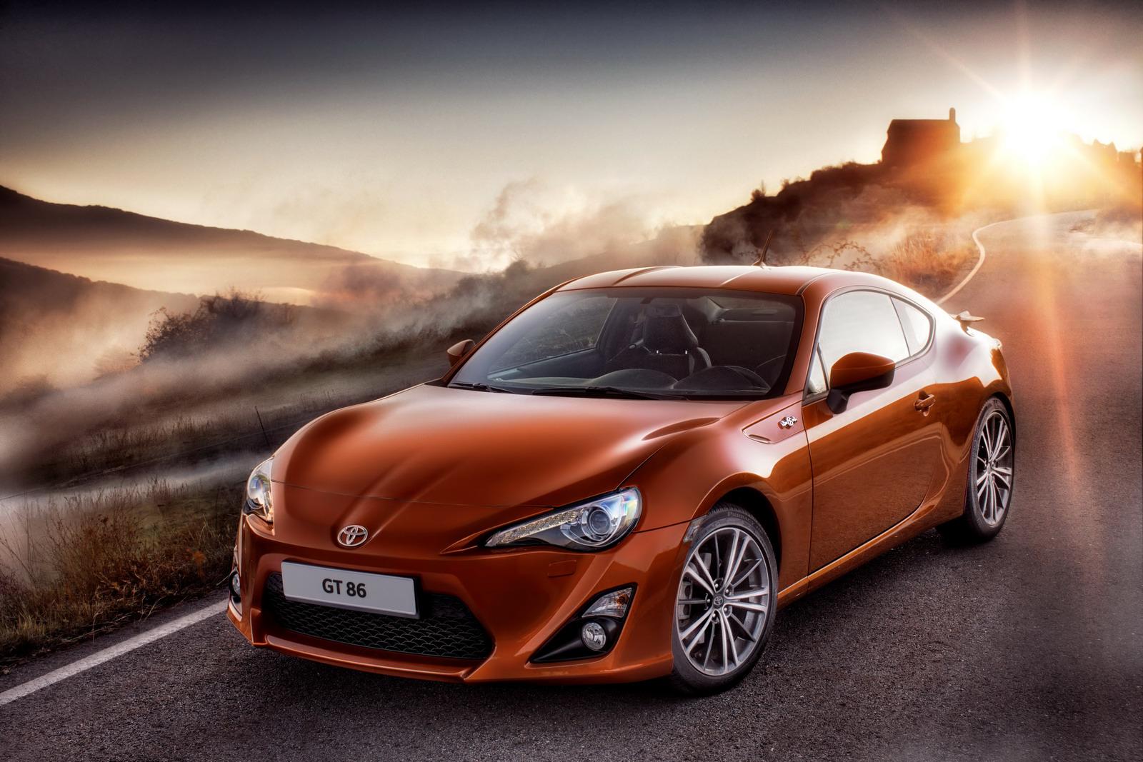 Second Generation Toyota Gt Scion Fr S Confirmed