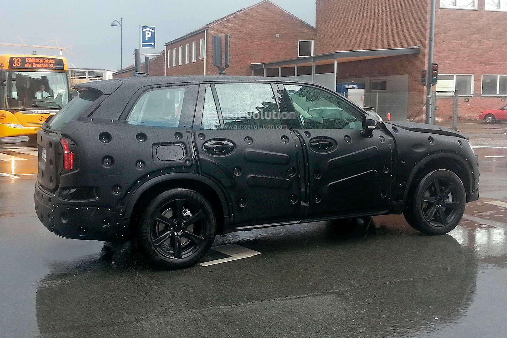 Second-Generation Volvo XC90 Spied in Detail, Getting Ready to Launch in 2015 - autoevolution
