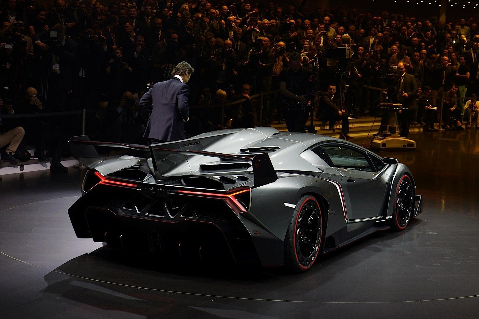 Second Lamborghini Veneno Listed For Sale Speculation Now