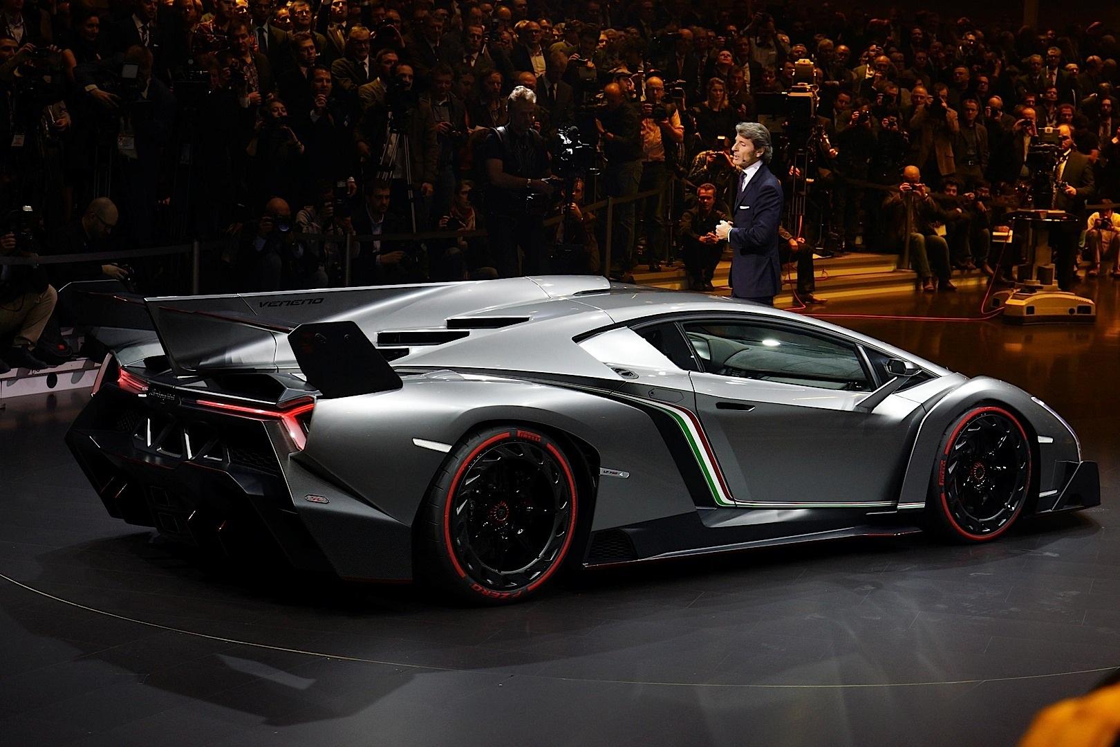 Lamborghini Veneno For Sale >> Second Lamborghini Veneno Listed for Sale, Speculation Now Milder - autoevolution