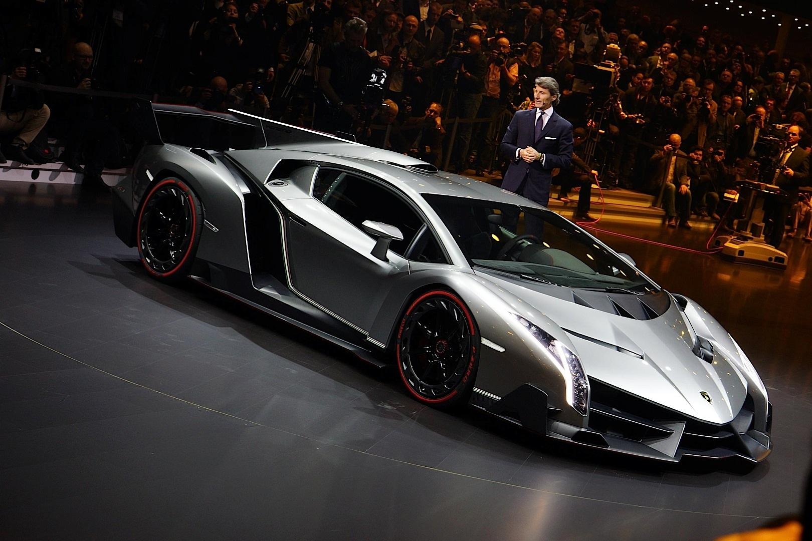 Second Lamborghini Veneno Listed For Sale Speculation Now Milder