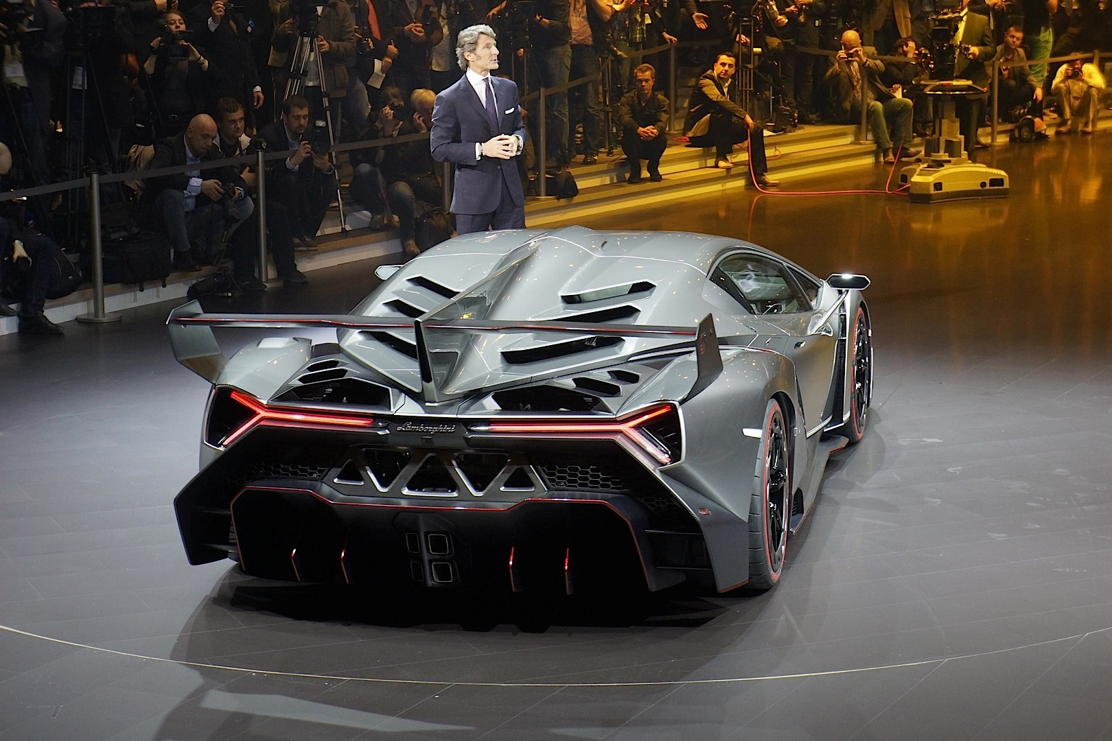 Second Lamborghini Veneno Listed For Sale Speculation Now