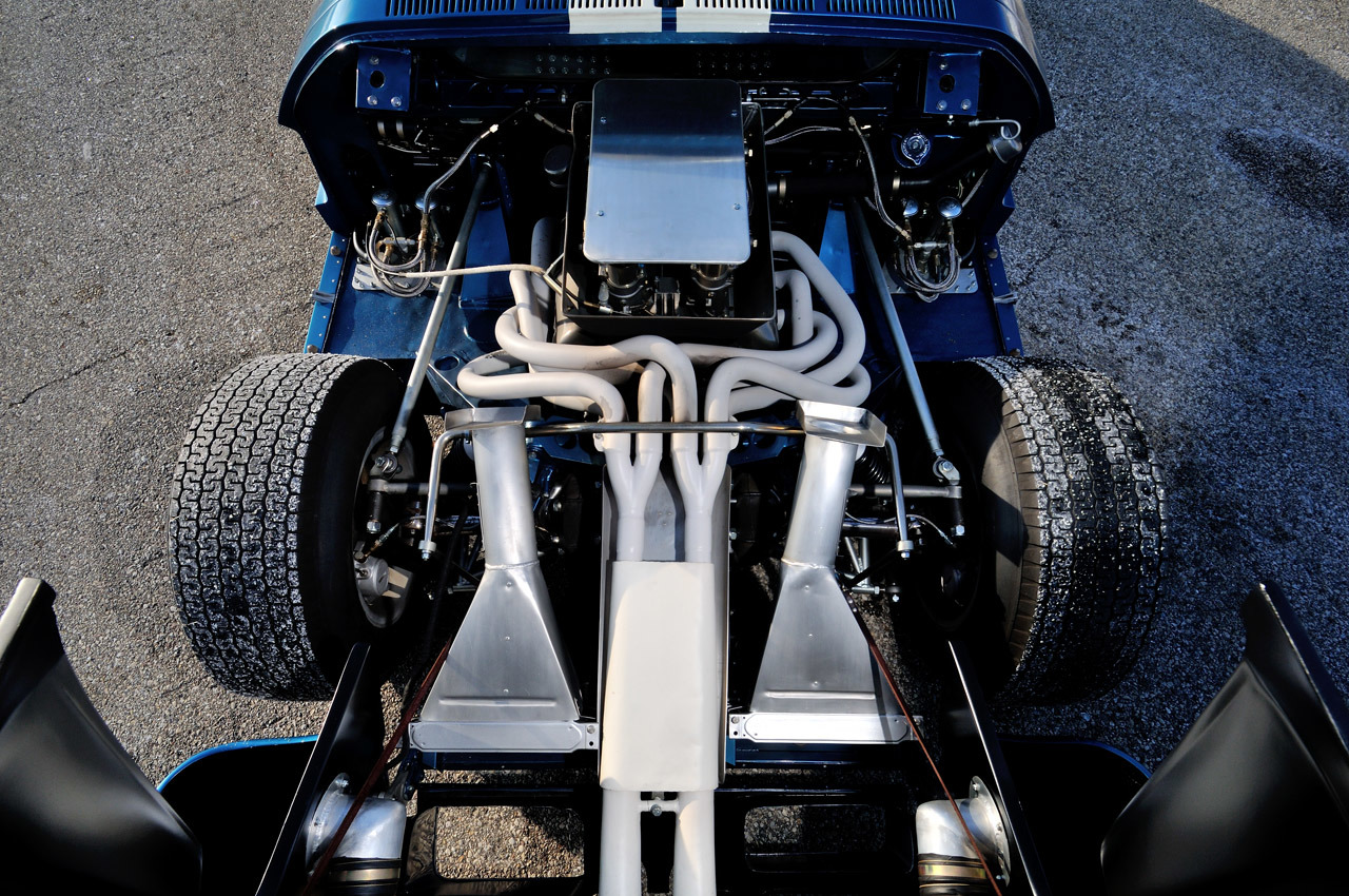 Ford Gt Prototype Chassis Gt