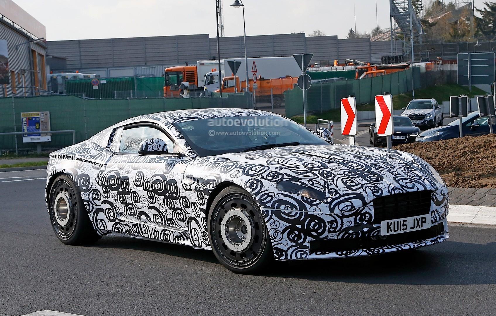 Updated Secret Instructions On Aston Martin Db11