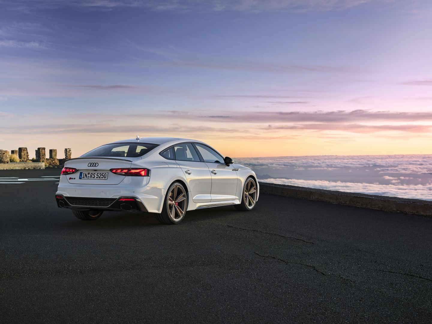See the 2021 Audi RS5 Sportback in Full Glory, Details Are ...