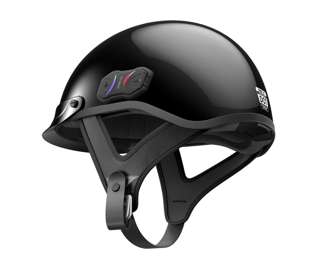 Sena Puts Out First Bluetooth Enhanced Brain Cap Helmet