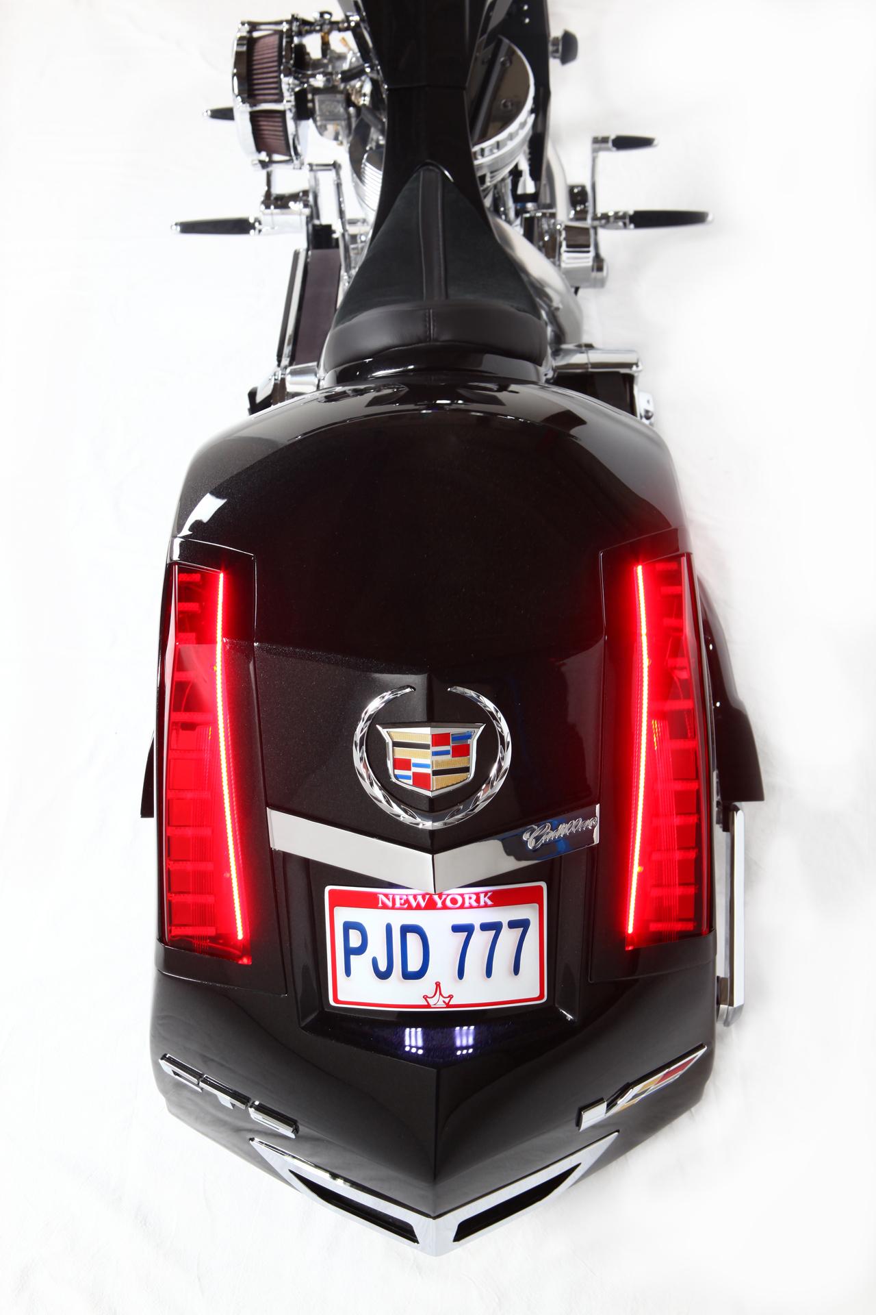 Senior Vs Junior American Chopper Cadillac Bikes Up For Grabs