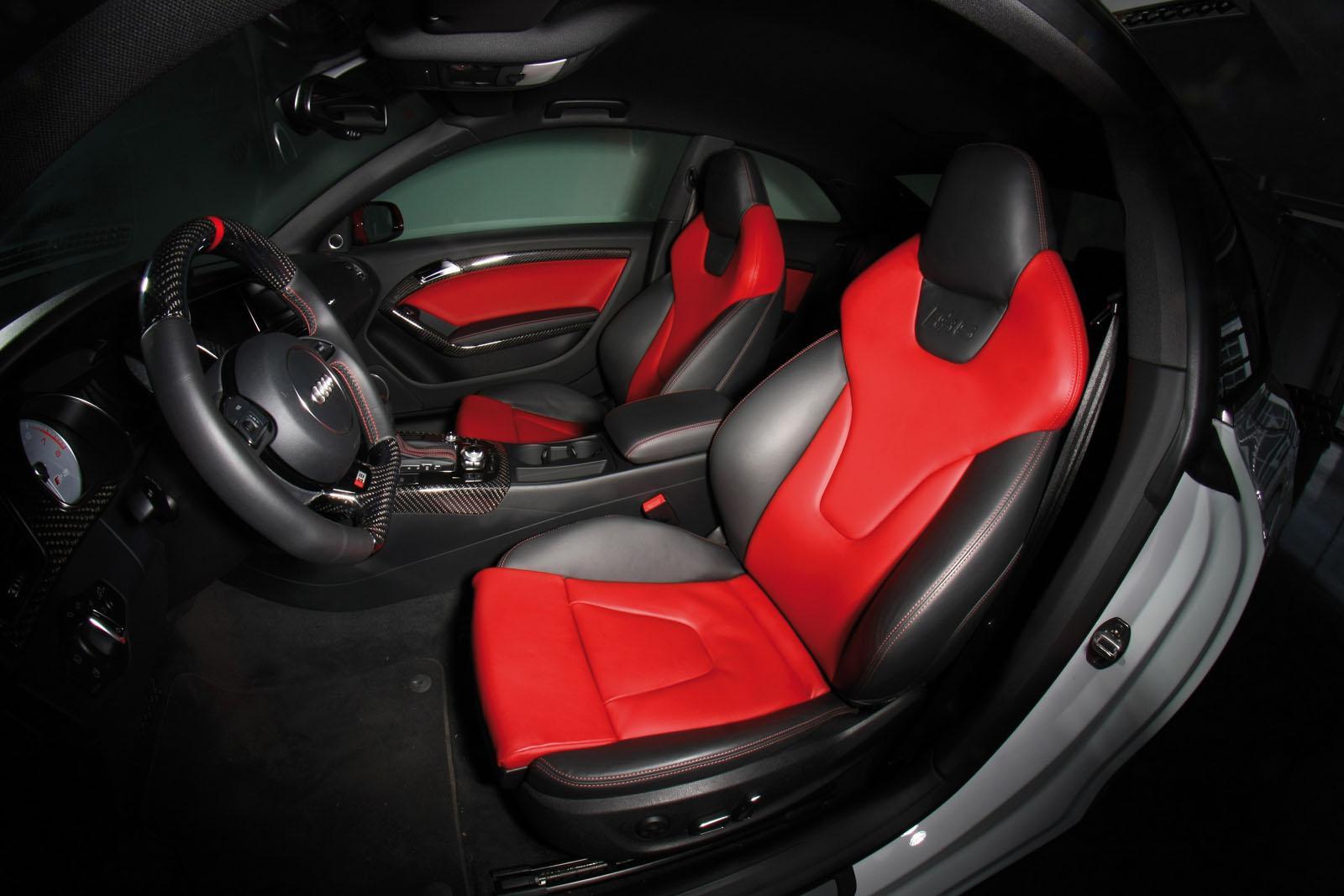 Senner Brings Audi S5 Closer to Audi RS5 - autoevolution