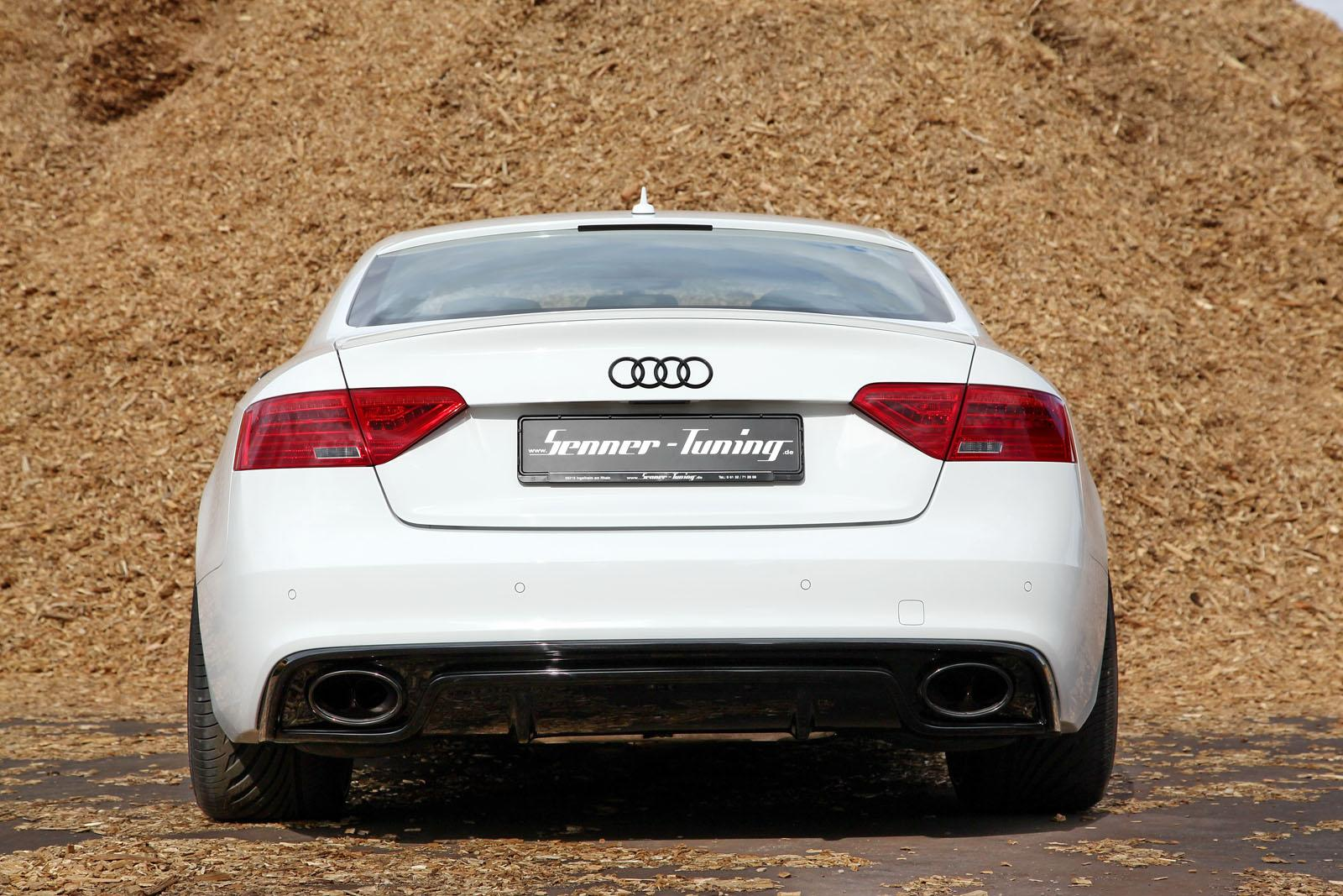 Senner Brings Audi S5 Closer To Audi Rs5 Autoevolution